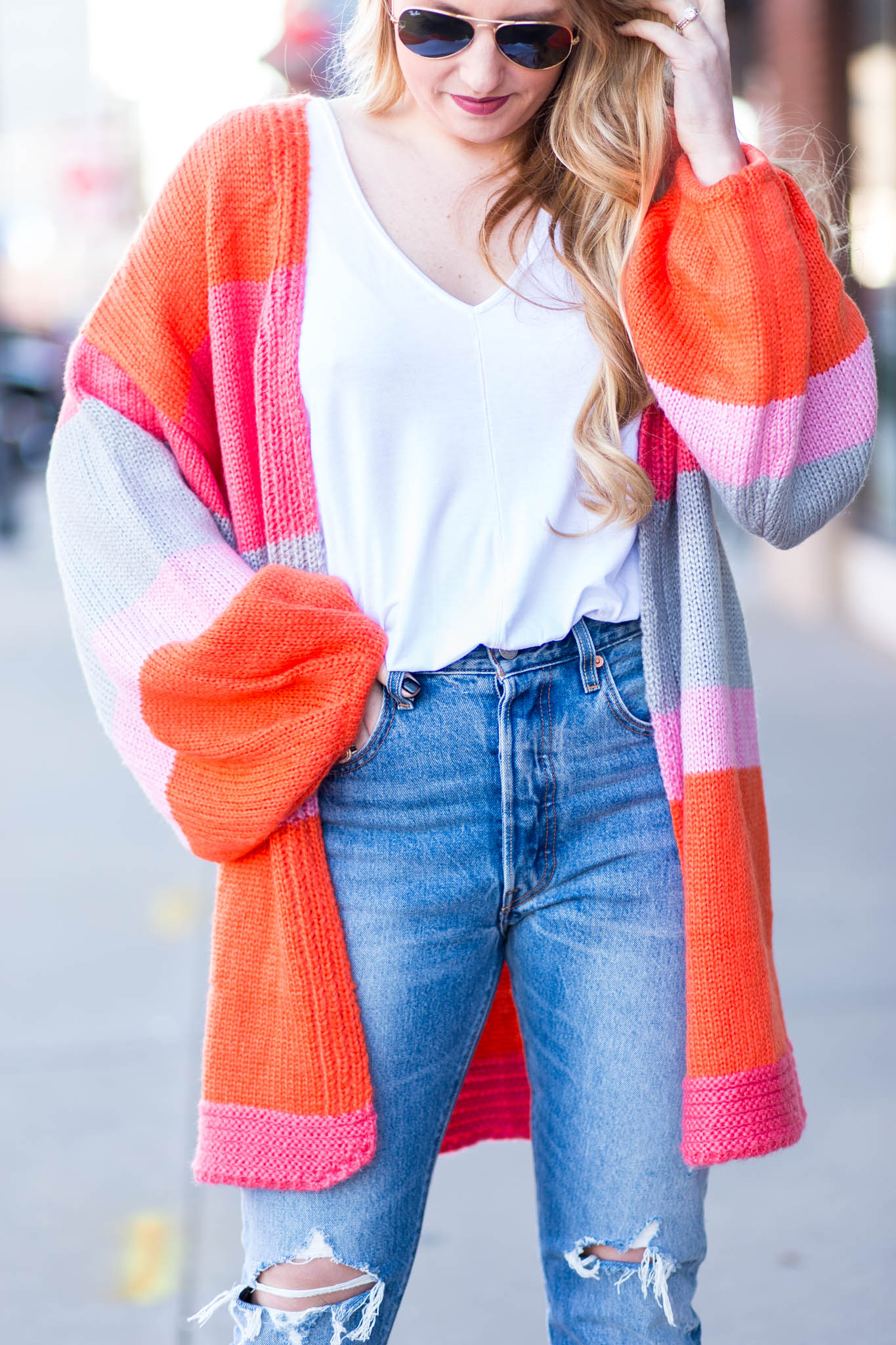 Cardigans For Spring Transitioning From Winter